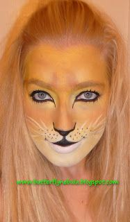 I haven't really been too interested in facepainting up until now. I got this idea for a photo shoot (we'll see if it turns outthe way I w...