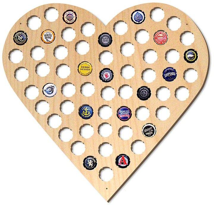 bottle caps Heart Beer Bottle Cap