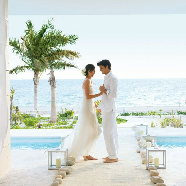 destination wedding packages mexico all inclusive: 51 Best Beach Wedding Inspiration Images On Pinterest