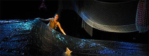 Stařec, moře a dívka - Západočeské divadlo v Chebu