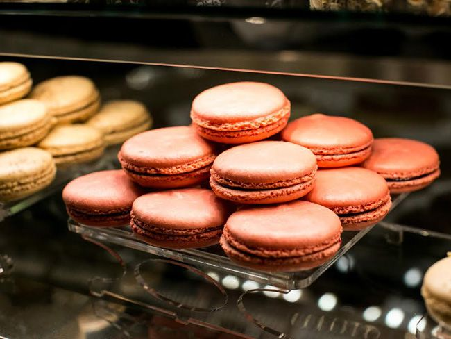 7 Of The Craziest Macaron Flavors In New York