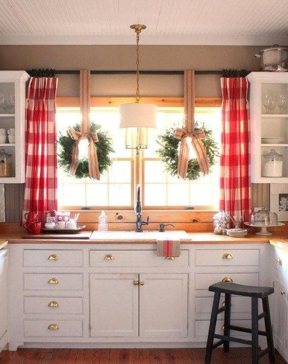 modern kitchen curtain ideas 2020