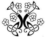 El arbol celta de la vida (Crann bethadh)