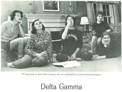 Delta Gamma sisters