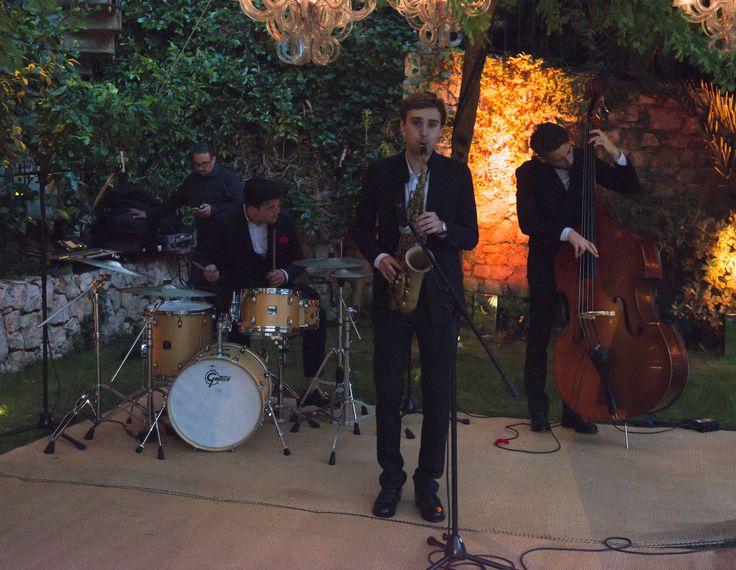 4 piece jazz band