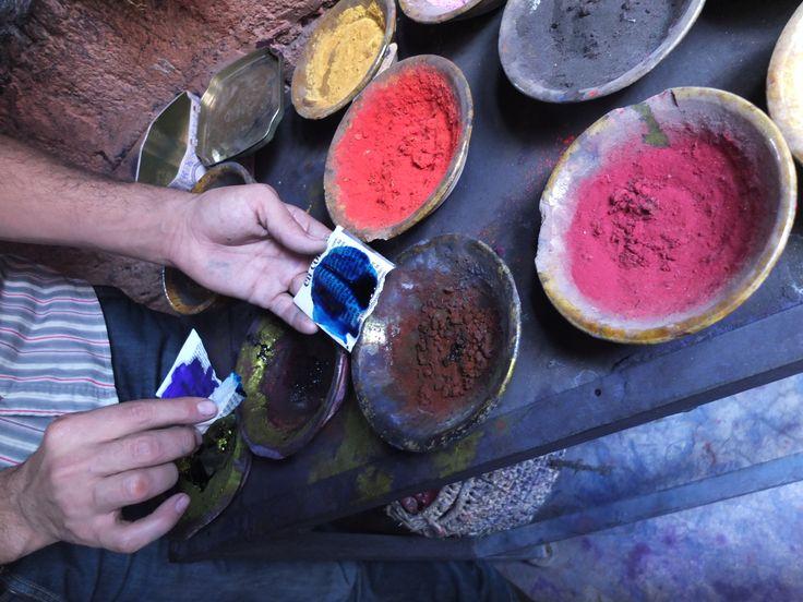 kira-cph.com Colour-pigments for yarndyeing