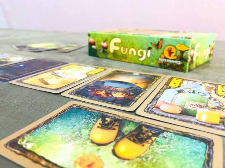 Fungi Um Divertido Jogo De Cartas Para 2 Pessoas Jogo De Cartas Jogos De Tabuleiro Jogos Para 2 Pessoas