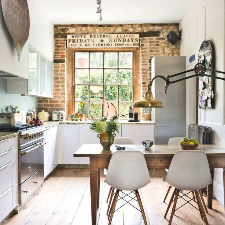 Mejores 197 imágenes de Deco Cocinas en Pinterest | Cocina comedor ...