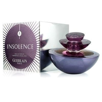 #INSOLENCE de #GUERLAIN EDP 50ML.Una nueva orquestación de la estructura olfativa de Insolence, directamente en el corazón con una violeta intensa y un lirio profundo, sobre un fondo carnal e íntimo. Un perfume que aúna el refinamiento y la belleza con la audacia. Una fragancia más cautivadora que nunca, concentrada en lo esencial. Una nueva versión de Insolence, para las incondicionales del Eau de Parfum.60,95€.original. envíos gratis. todastuscompras.com