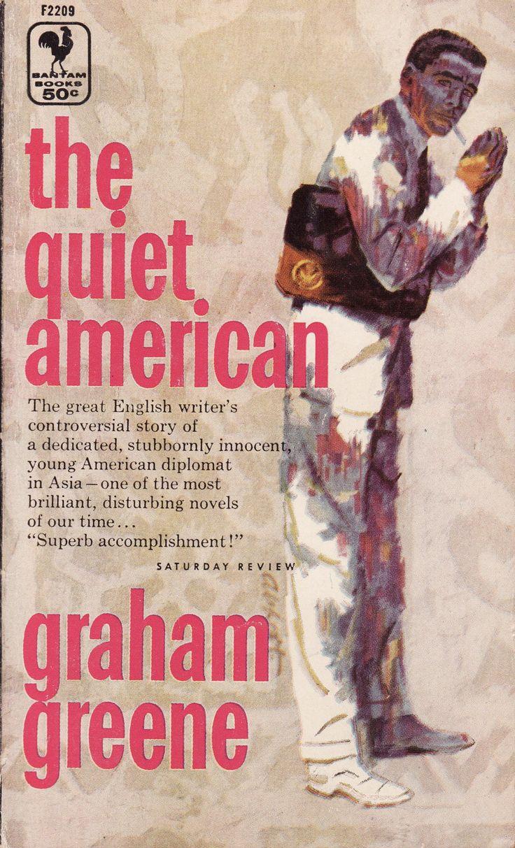 the quiet american graham greene