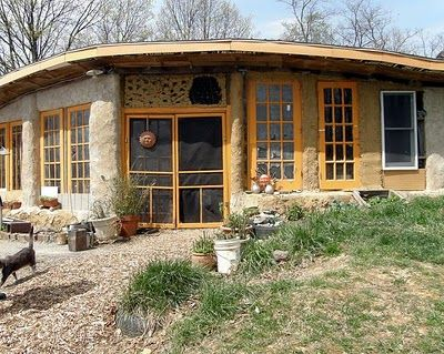 Lilac Cottage Homestead: Weekend Goat Workshop On A Earthship · Earthship  PlansDream Home ...