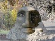 betonové sochy