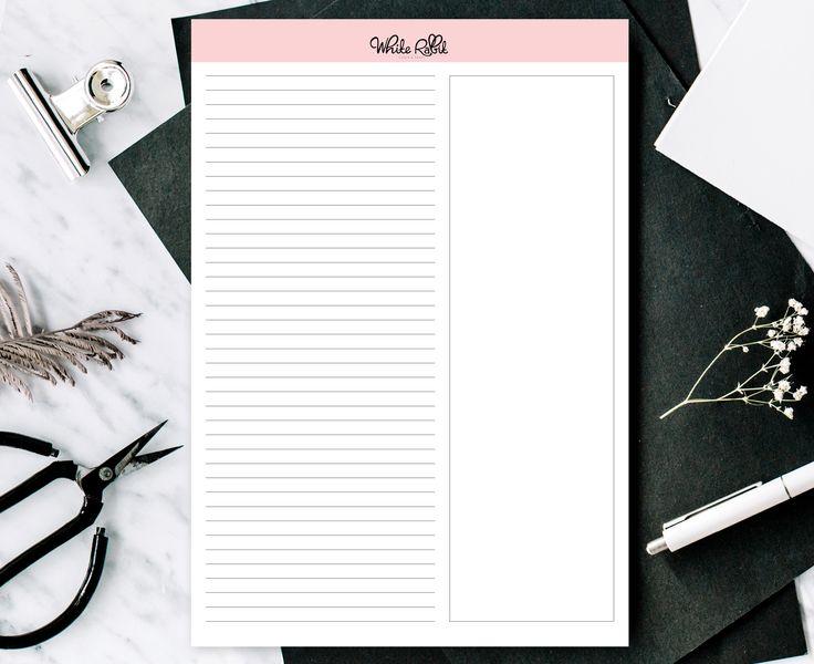 So Simple  |  Notatnik A5