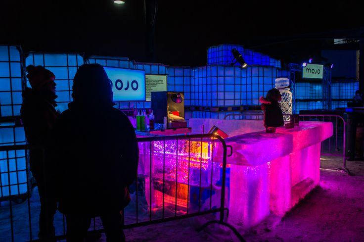 IGLOOFEST - Montreal Quebec, Canada (photo credit: Nienke Krook | The Travel Tester)