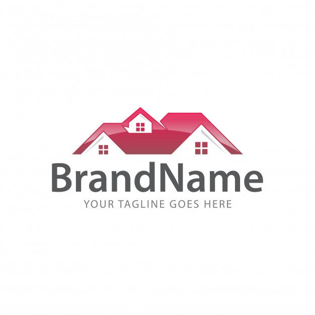 Home Roof Top Logo In 2020 Real Estate Logo Luxury Real Estate Logo Real Estate Logo Design