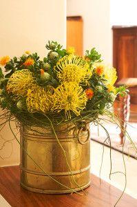 Creative Company | Flowers Simply Beautiful: Brass comeback