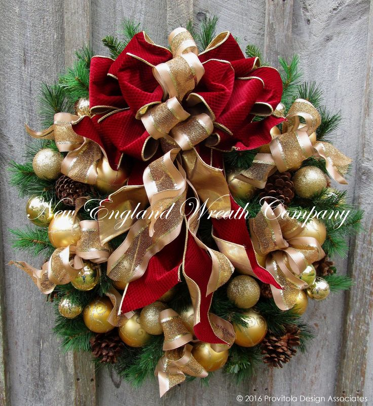 Christmas Decorations In Victorian England: 25+ Unique Ornament Wreath Ideas On Pinterest