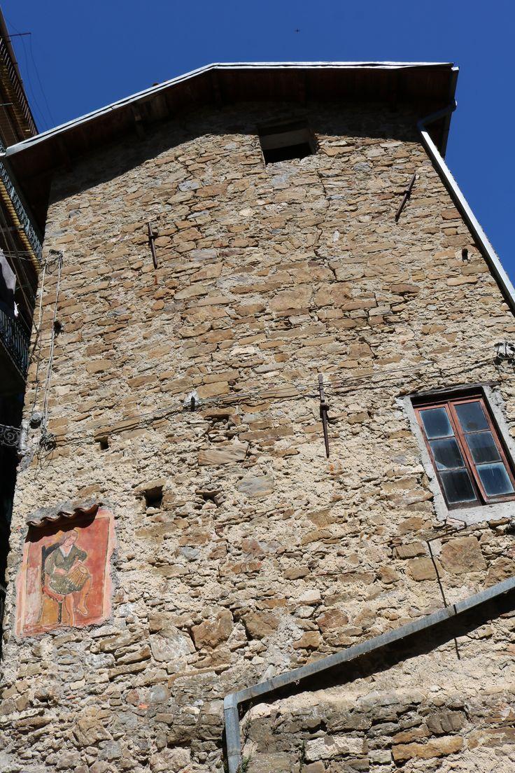 Apricale (IM) - Via Cavour