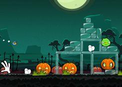 JuegosAngry.com - Juego: Angry Birds Halloween - Jugar Juegos Gratis Online Flash