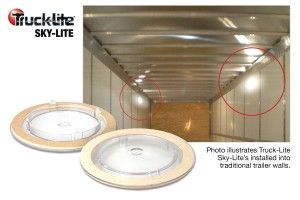 Truck-Lite creates solar interior trailer lamp | Truck Parts & Service | Trucking Aftermarket | Heavy-Duty Truck Parts and Services