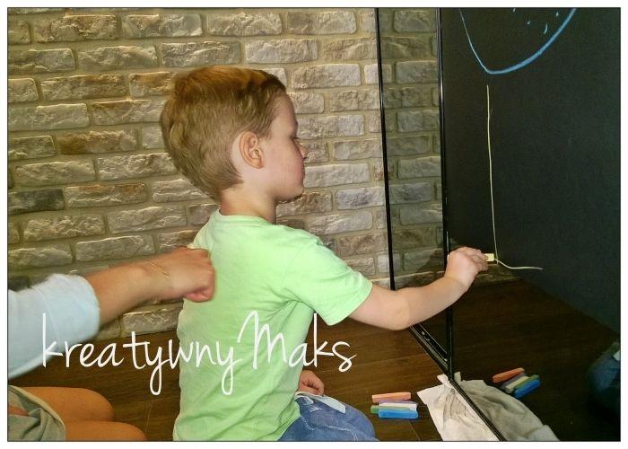 Rysujemy na plecach | Portal o Integracji Sensorycznej dla terapeutów i rodziców