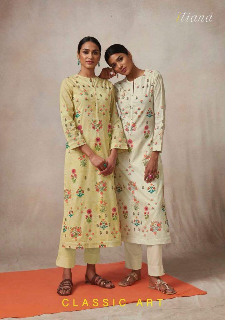d47fb2b53a Kapdavilla: Keeping India's Tradition » Sahiba Itrana Classic Art Lawn  cotton Salwar Suit catalog supplier