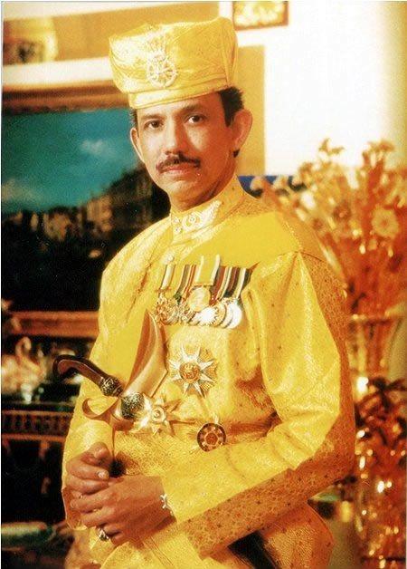 Hassanal Bolkiah - Sultan of Brunei   FAMILIA REAL DE ...