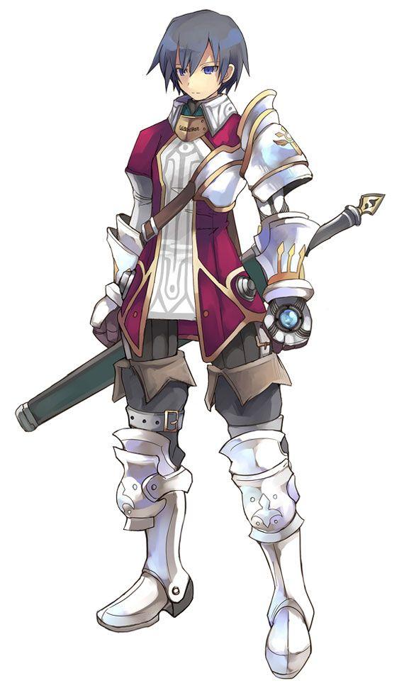 Roland from Luminous Arc 2