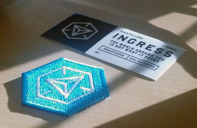 Brandon Badger, a Product Manager within the Niantic Labs at Google, posted pictures of new Ingress badges and patches that Google had made. Googlers are a bit obsessed with Ingress, in fact, there a