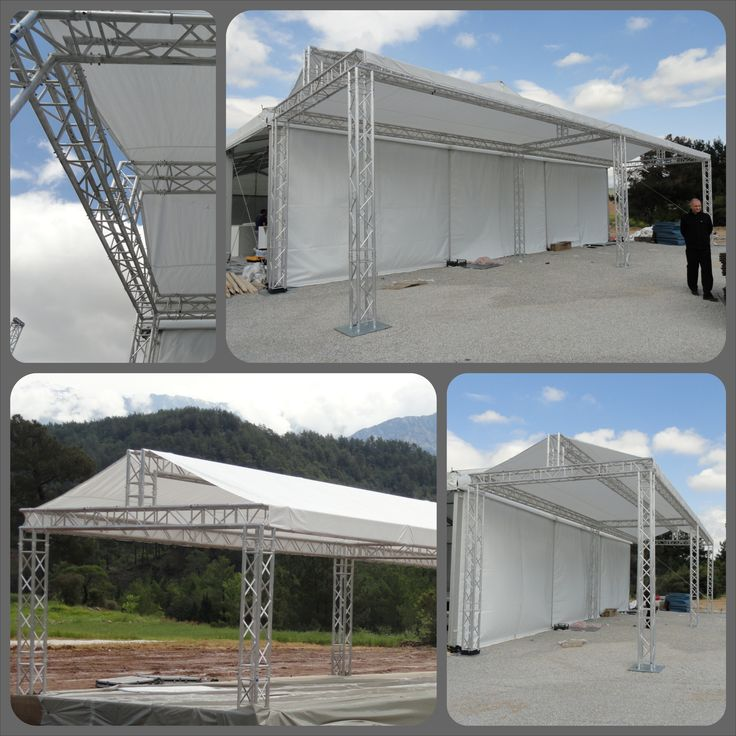Truss Tent & 20 best Event Truss Tents images on Pinterest | Tent Tents and Stage