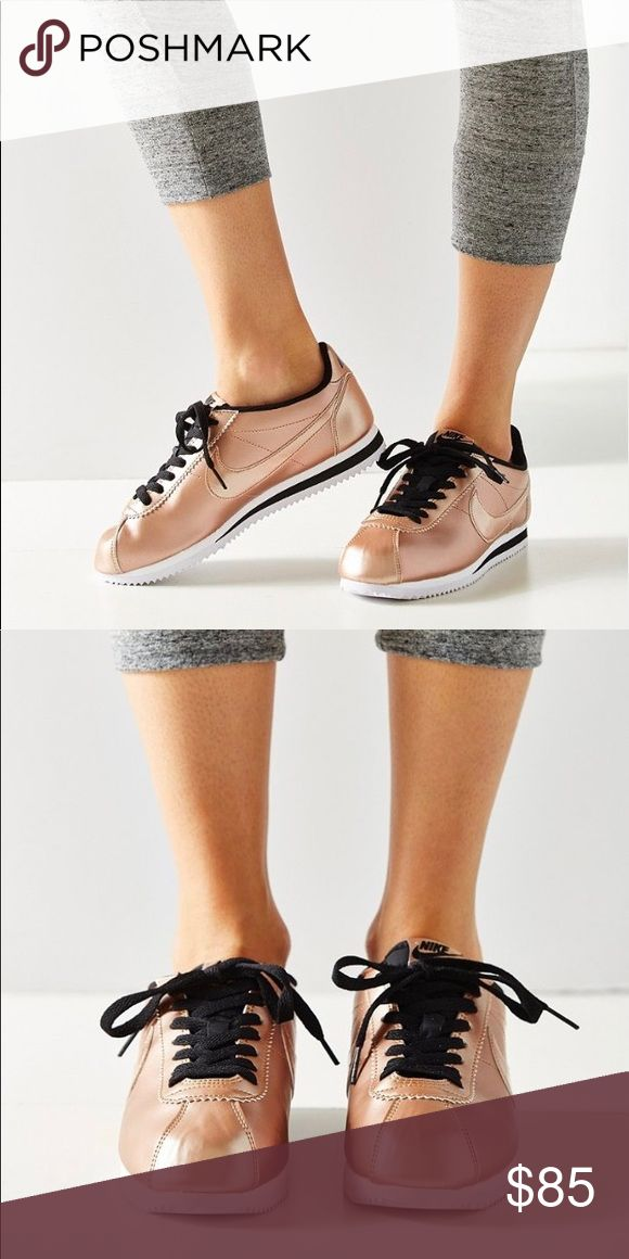 Wmns Classic Cortez Leather shoes Brand new Metallic Red Bronze sneakers from Nike. Nike Shoes Sneakers