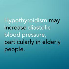 High Blood Pressure and Thyroid Disease