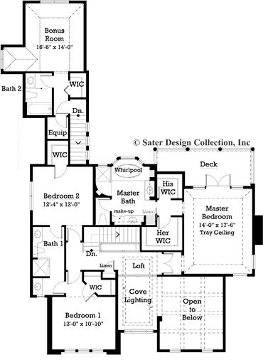 Luxury home plans home plans and luxury homes on pinterest for Sater design ferretti