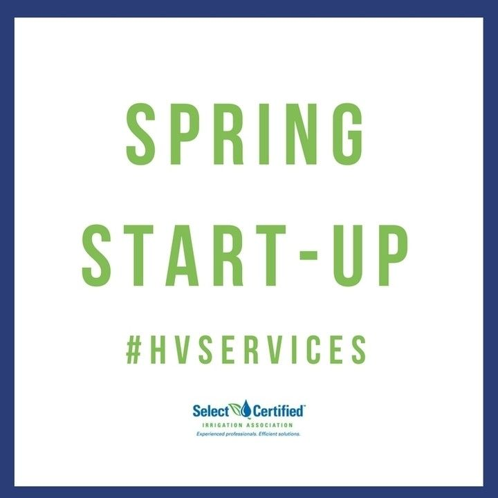 Spring may feel far away right now with the weather we are having but the first official day of Spring is just a little over a week away! Get your lawn ready book you Spring Start Up today! You can call 403.236.4428 to book!  #hvservices #spring #lawncare #yyc #calgary #longview #alberta #homeowner #southernalberta