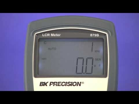 How to use an LCR Meter