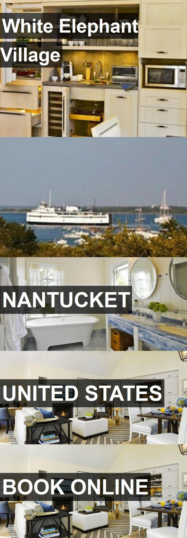 Hotel White Elephant Village in Nantucket, United States. For more information, photos, reviews and best prices please follow the link. #UnitedStates #Nantucket #hotel #travel #vacation