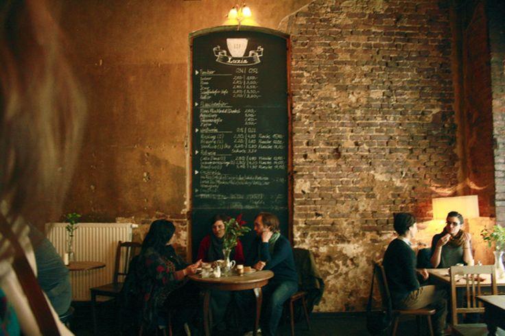 Positive Magazine > She Thought Outside The Box > Cafés in Berlin: Luzia