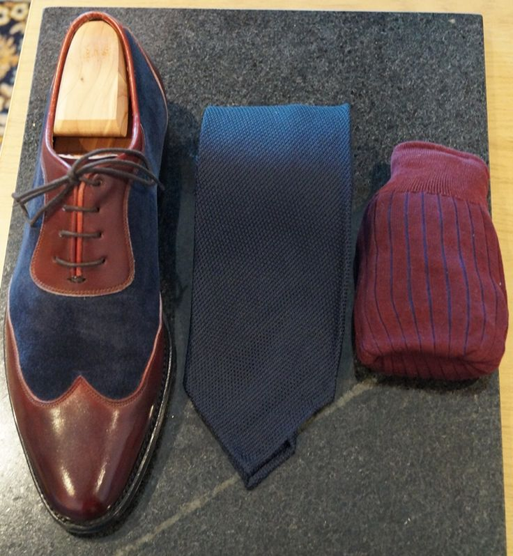 Shoes, Socks & Ties – The Shoe Snob Blog   The Art of ...