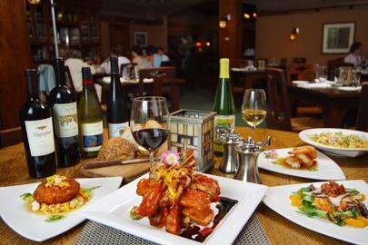 Fine Dining at Settler's Inn