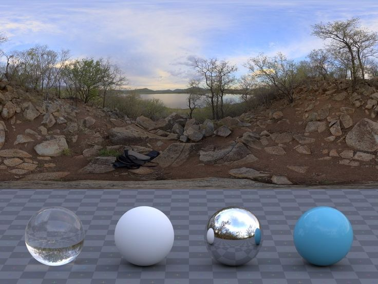 Fish Eagle Hill is an affordable (even free at 1k res), high quality, high resolution HDR environment map that can be used to create realistic lighting with almost no effort.