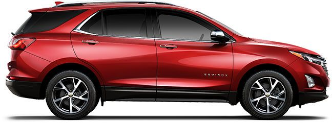 All New 2018 Equinox: Fuel Efficient SUV | Chevrolet