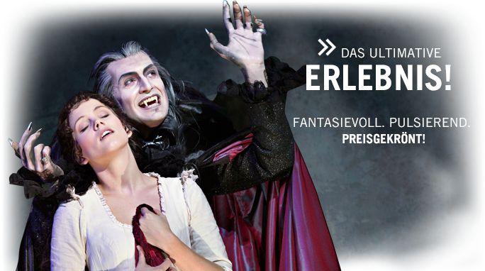 TANZ DER VAMPIRE   Musical in Berlin   Theater des Westens   Tickets, Karten und Gutscheine
