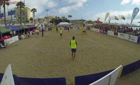 En directo el Campeonato de España de Voley Playa Sub21 desde Gran Canaria