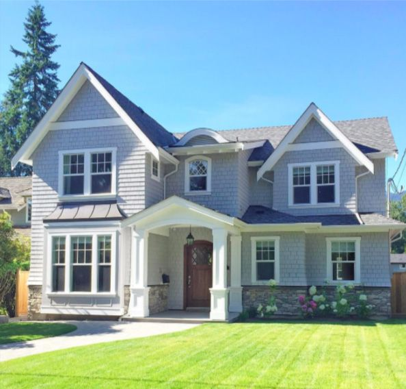 Bright white home of js home design exterior paint - Bright paint colors for exterior house ...