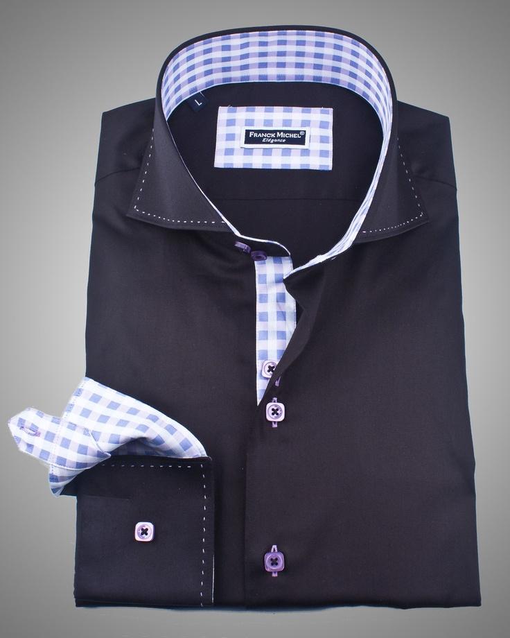 Mens dress shirt back styles