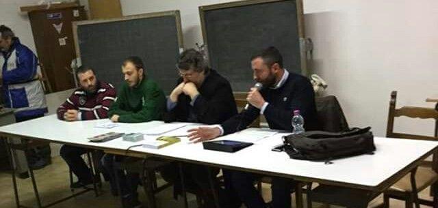 CAPITAN FUTURO: PRIMA GLI ITALIANI, VENERDI 11 A FORNACI CONFERENZ...