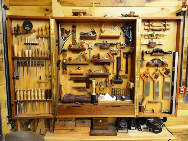 This foot shop was built right along with our house as an extension to the garage. The walls are solid Tu0026G poplar the ceiling is 9 feet high and lighting ... & 92 best Wood shop images on Pinterest   Wood Woodwork and ... azcodes.com