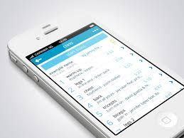 list mobile design에 대한 이미지 검색결과