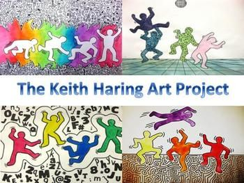 The Keith Haring Art Project - TPT
