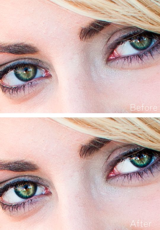 Making the Eyes Pop in Lightroom 4 {I guess  I need to upgrade ;)}